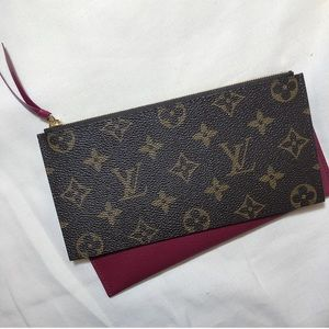 zip pouch from my Pochette Félicie